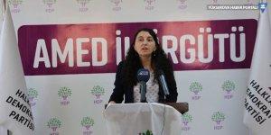 HDP: Kaldırıma cenazeler değil vicdanlar gömüldü