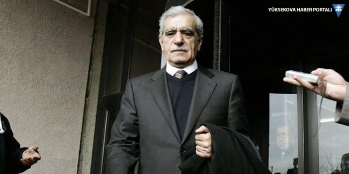 Ahmet Türk: Ellerini sıkacak kimse kalmaz