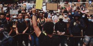 ABD'de eylemler sokağa çıkma yasaklarına meydan okuyor
