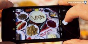 Van kahvaltısı sosyal medya üzerinden dünyaya tanıtılıyor