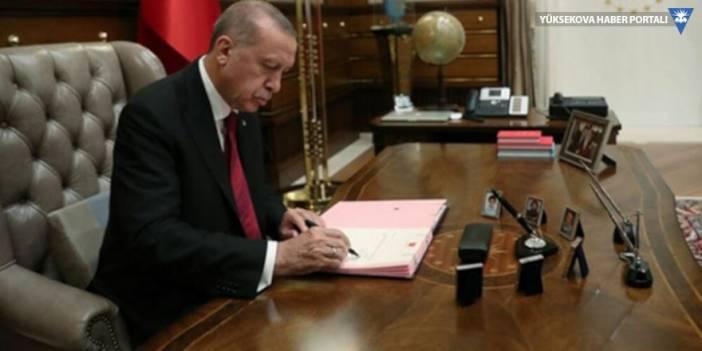 Erdoğan, 16 üniversiteye rektör ataması yaptı