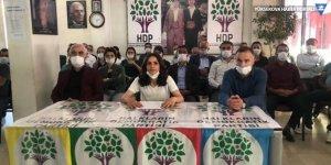 HDP Hakkari İl Örgütünden 'Kayyum' raporu