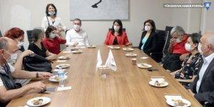 Buldan: Hakkari ve Edirne bilinçli bir tercih