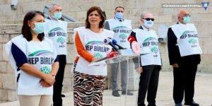 HDP'den 'Pençe-Kartal' değerlendirmesi