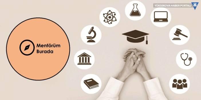 Yüksekovalı üniversite adaylarına online destek!