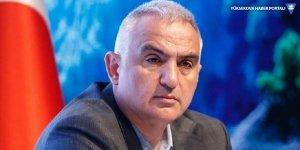 Turizm Bakanı Ersoy: Koronavirüste ikinci dalga ekovirüs şeklinde geliyor