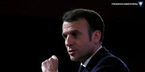 Macron: Türkiye, Libya'da 'tehlikeli oyun' oynuyor