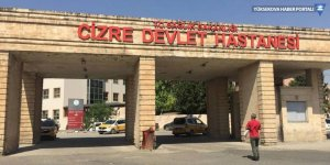 Cizre'de korona vakaları arttı, hastanede yer kalmadı
