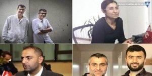 Gazeteciler Terkoğlu, Çelik ve Keser tahliye edildi