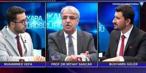HDP Eş Genel Başkanı Sancar: PKK ile hiçbir ilişkimiz yok, o kadar net söylüyoruz, olmaz da