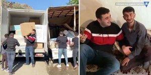 CZN Burak'tan Yüksekovalı Ramço'ya destek