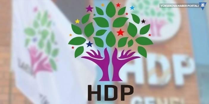 HDP Yüksekova Eş Başkanlarından bayram mesajı