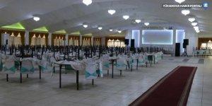 Genelge ağır geldi düğün salonları boş kaldı