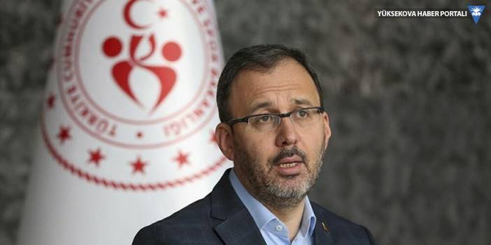 Bakan Kasapoğlu: Temmuz ayı burs ve kredi ödemeleri başladı
