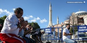 UNESCO'dan Ayasofya açıklaması: Üzüntü duyuyoruz