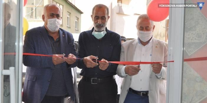 Yüksekova'da Almira halı dünyası açıldı