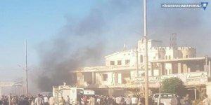 Azez'de patlama: 5 ölü, 85 yaralı