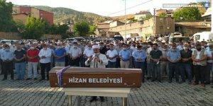 Pınar Gültekin Bitlis'te defnedildi
