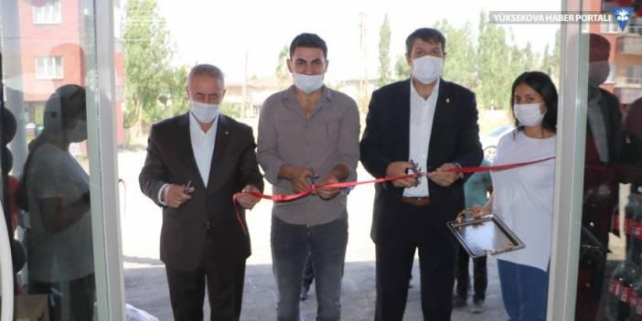 Uğur AVM Yüksekova'da ikinci şubesini açtı