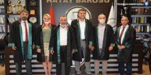 Hatay Baro Başkanı Dönmez: Sorumlular görevden alınsın