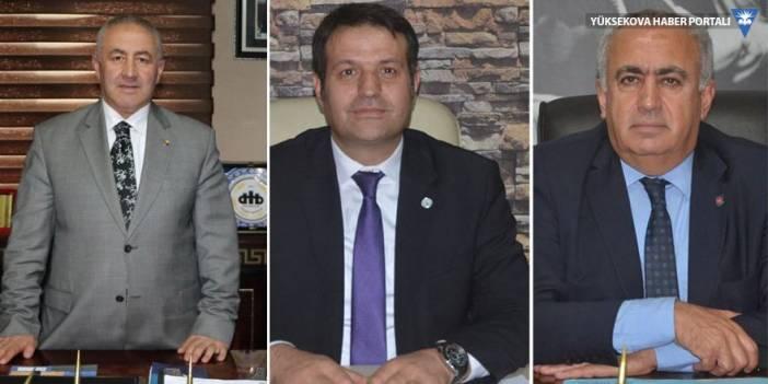 Yüksekova'daki STK'lardan Kurban Bayramı mesajları