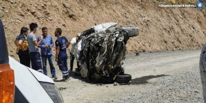 Yüksekova'da feci kaza: 6 ölü 1 yaralı