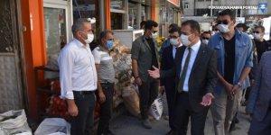 Hakkari, Van, Muş ve Bitlis'te Kovid-19 tedbirleri denetimi