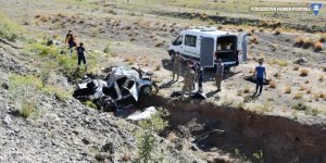 Otomobil şarampole devrildi: 3 ölü, 2 yaralı
