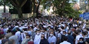Dr. Sarp Üner: Ayasofya'da 3 bin kişiye korona bulaştı