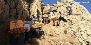 İran askerleri mülteci ve kolberlere ateş açtı: 2 ölü, 5 yaralı