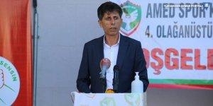 Amedspor'un yeni başkanı Vechettin Alsaç