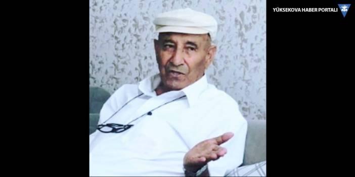 Yüksekova'da Vefat: Abdulkerim Kutlar vefat etti