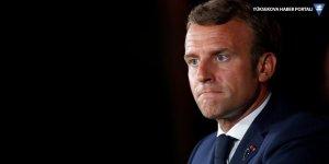 Macron: Türkiye ve Rusya'nın Doğu Akdeniz'deki rolü endişe verici