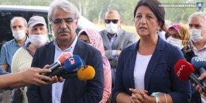 Demirtaş ile görüşen HDP Eş Genel Başkanları: Barışı konuştuk