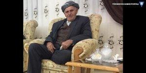 Yüksekova'da vefat: İsmet Dara hayatını kaybetti