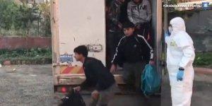 Van'da 87 göçmen yakalandı