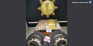 Hakkari'de 153 kilogram eroin ele geçirildi