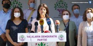 Buldan: Zulmünüze boyun eğecek bir parti yok karşınızda