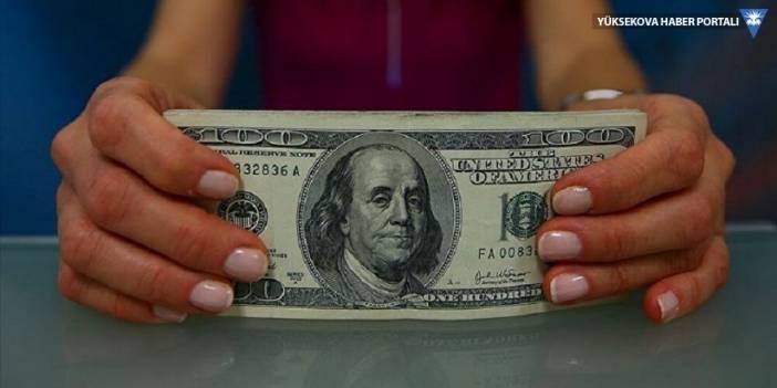 Dolar/TL 8.10 seviyesine geriledi