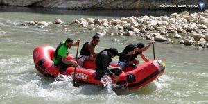 Çukurca Rafting Takımı Türkiye Şampiyonasına hazırlanıyor