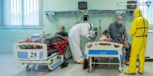 Irak'ın Kürdistan Bölgesi'nde Covid-19 nedeniyle 25 kişi hayatını kaybetti