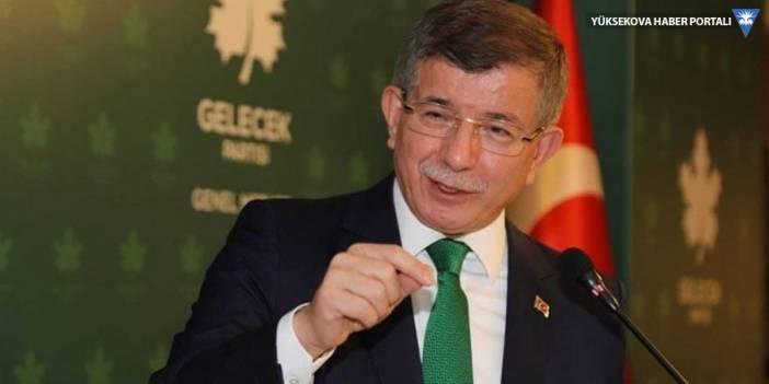 Davutoğlu'ndan Erdoğan'a: Aşireti Ankara'da kurmuşsunuz
