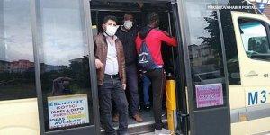 Sağlık Bakanı Koca: Fazla yolcu taşıyan dolmuşa binmeyin