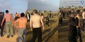 Rusya'da Kazaklar Kürt köylerine saldırdı