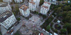 İzmir'de can kaybı 73'e yükseldi