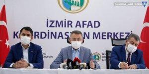 Koca: İzmir'de şartlar virüs için elverişli hale geldi