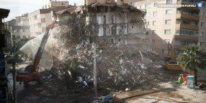 İzmir'de çöken binanın yapımında çalışan işçi: İlk depremde yıkılacağını biliyorduk