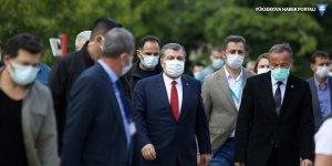 Koca: İzmir'de 36 vatandaşımız tedavi altında, 999 vatandaşımız taburcu edildi