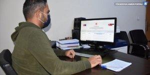Hakkari'de 'Gelecek Seçimlerine Destek' Projesi