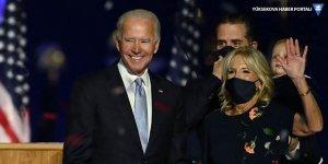 Biden'den zafer konuşması: Bölen değil, birleştiren bir başkan olacağım